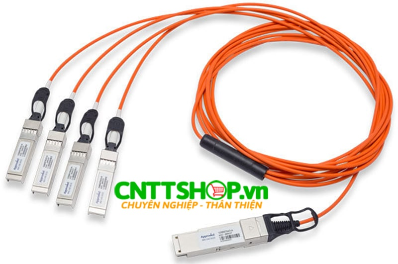 Ruckus E100G-QSFP-4SFP-P-0501 4x25GE Direct Attached QSFP28 to 4 SFP28