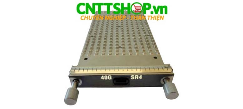 CFP-40G-SR4= Cisco 40GBASE-SR4 CFP Module with MPO connector