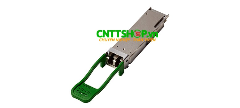 Module quang Cisco CPAK-100G-CWDM4 100GBASE CWDM4 duplex LC 1310nm 2 km 4 lanes Single mode transceiver