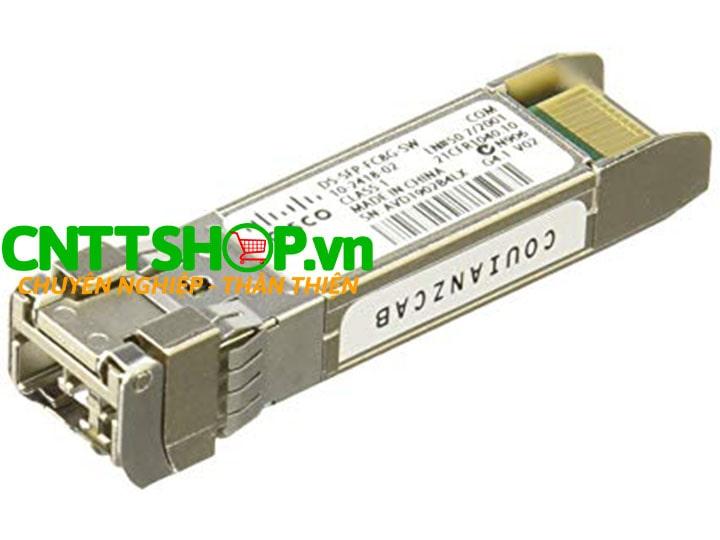 Cisco DS-SFP-FC8G-SW 2/4/8-Gbps Fibre Channel-Shortwave SFP+ | Image 1