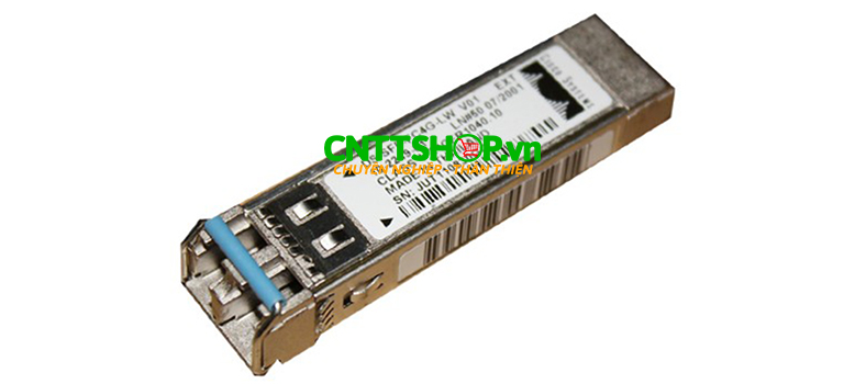 Cisco DS-SFP-FCGE-LW