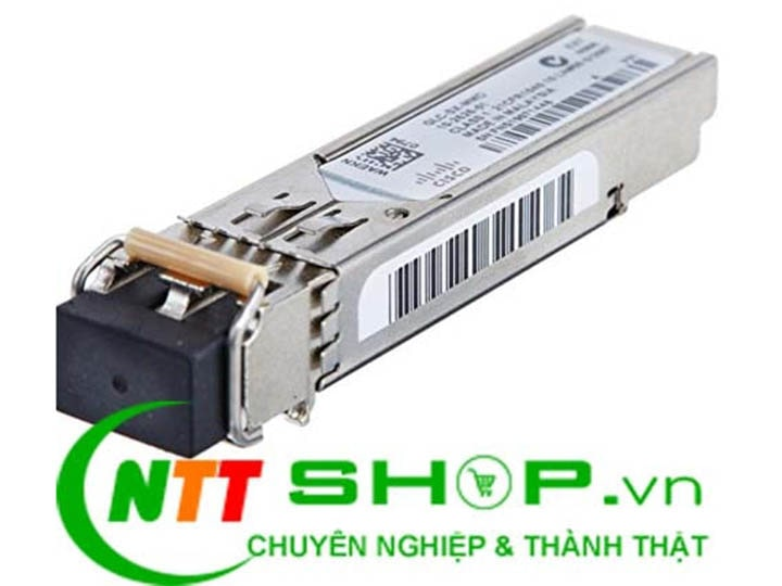 Cisco GLC-SX-MM GE SFP MMF 850 nm dual LC 500m giá rẻ | Image 1