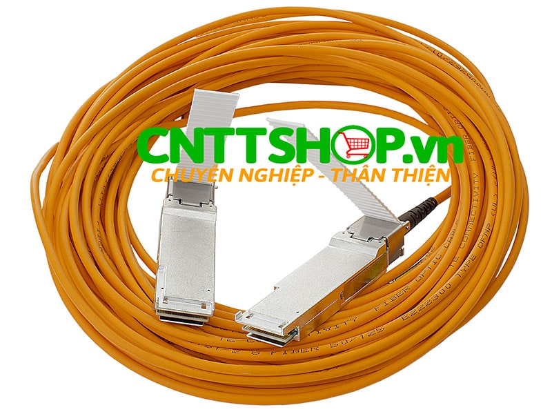 HPE 720211-B21 BladeSystem c-Class 40G QSFP+ to QSFP+ 15m Active Optical Cable