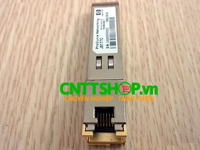 Module quang HPE J8177C X121 1000BASE-T SFP RJ45 Transceiver   Image 4