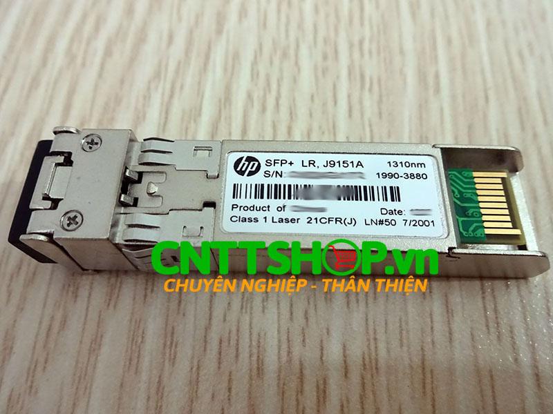 J9151A HPE 1990-3880 X132 10G SFP+ LC LR 1310nm 10km Transceiver | Image 5