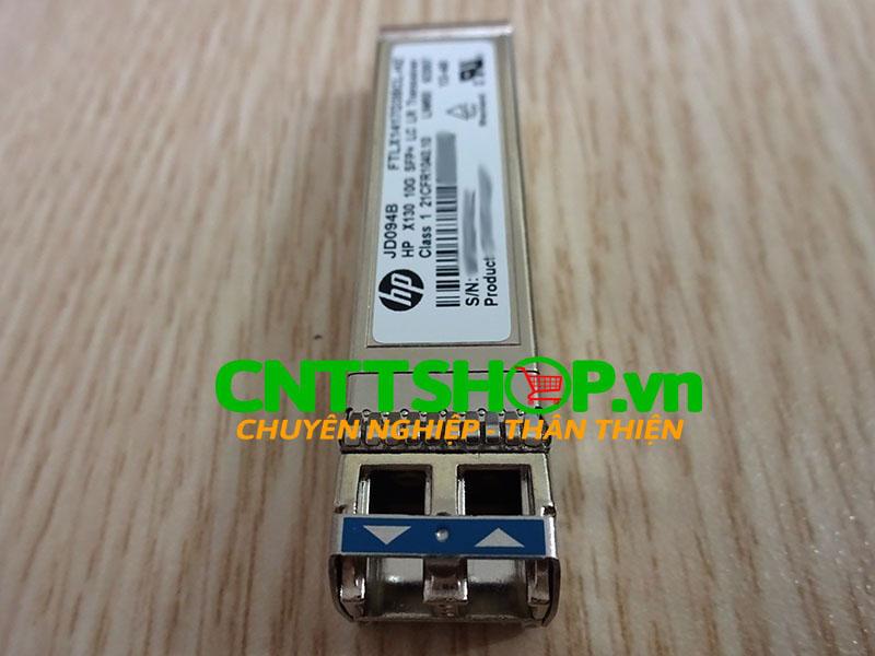 JD094B HPE 1990-3877 X130 10G SFP+ LC LR 1310nm 10km Transceiver | Image 4