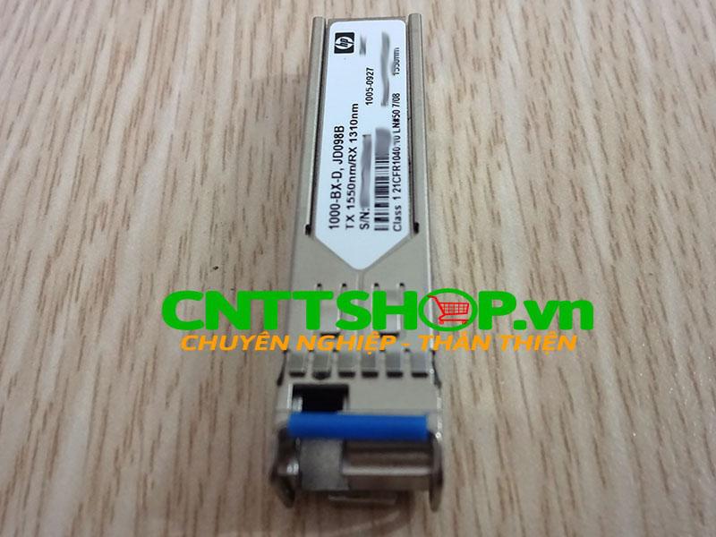 JD098B HPE 1005-0927 X120 1G SFP LC BX 10-U 10km Transceiver | Image 5