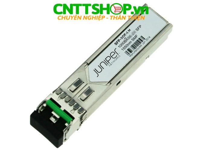 Module quang Juniper SFP-1GE-LH-ET SFP 1000Base-LH 1550nm 70km SMF | Image 1
