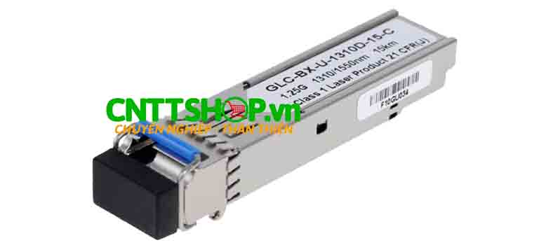 Switch Cisco GLC-BX-D-OEM