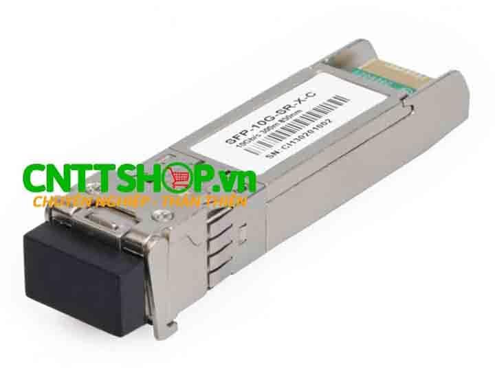 Module quang Cisco SFP-10G-ZR-OEM SFP+ for SMF, 1550-nm, LC duplex