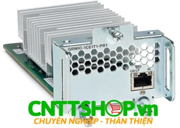 Cisco GRWIC-1CE1T1-PRI 1 port channelized T1/E1 and PRI GRWIC