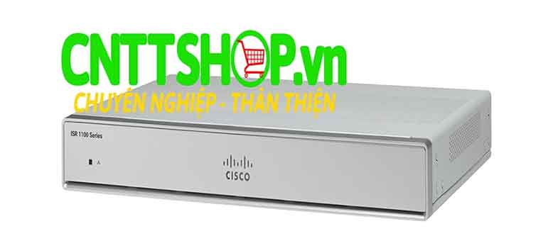 Router Cisco C1117-4PLTELA ISR 1100 Series