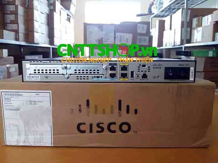 CISCO1921-SEC/K9 Cisco 1921 Integrated Services Router | Image 5