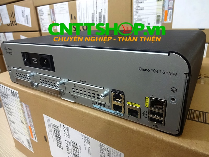 CISCO1941/K9 Cisco 1941 Integrated Services Router | Image 3