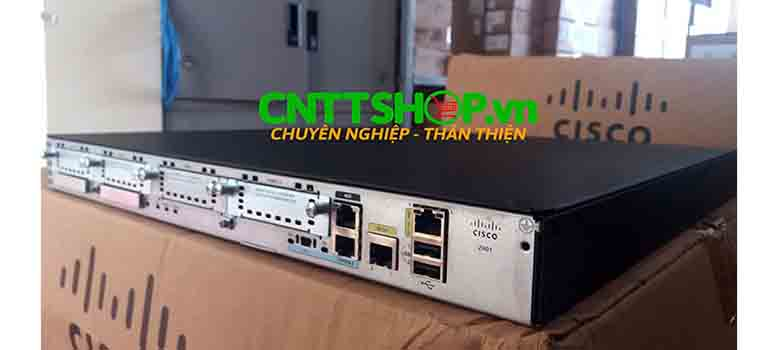 CISCO2901/K9 Cisco 2901 Integrated Services Router