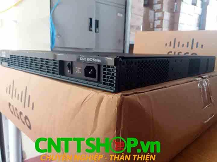 CISCO2901/K9 Cisco 2901 Integrated Services Router - CNTTShop