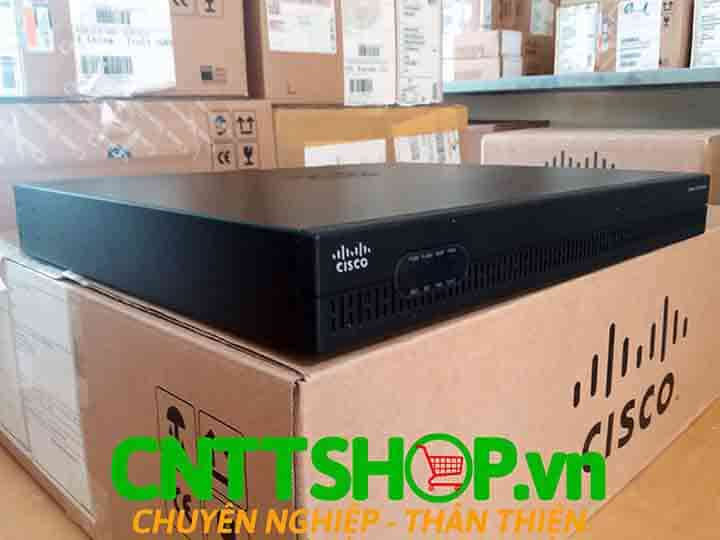 ISR4321/K9 Router Cisco 2GE 2NIM 4G FLASH 4G DRAM IPB | Image 4