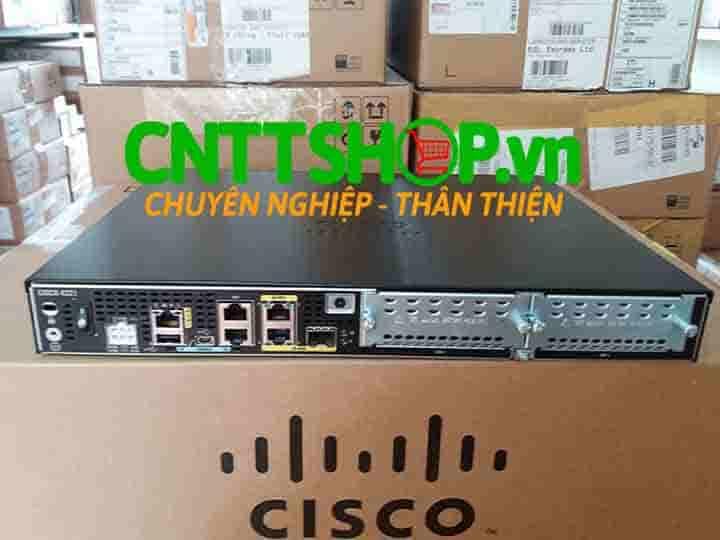 ISR4321/K9 Router Cisco 2GE 2NIM 4G FLASH 4G DRAM IPB   Image 3