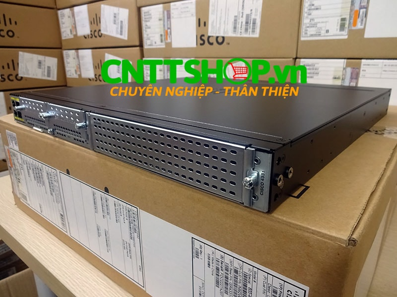 ISR4331/K9 Router Cisco 3 GE, 2 NIM, 1 SM, 4 GB FLASH, 4 GB DRAM | Image 5