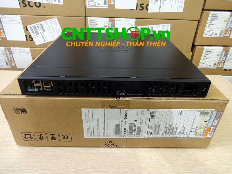ISR4331-SEC/K9 Router Cisco ISR 4331 Sec bundle w/SEC license | Image 5