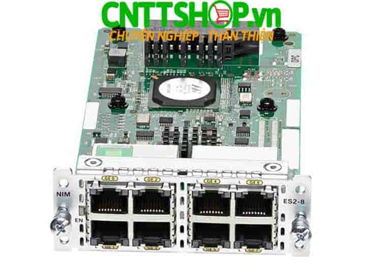 NIM-ES2-8 Router Cisco 8 Port GE Layer 2 LAN Switch NIM
