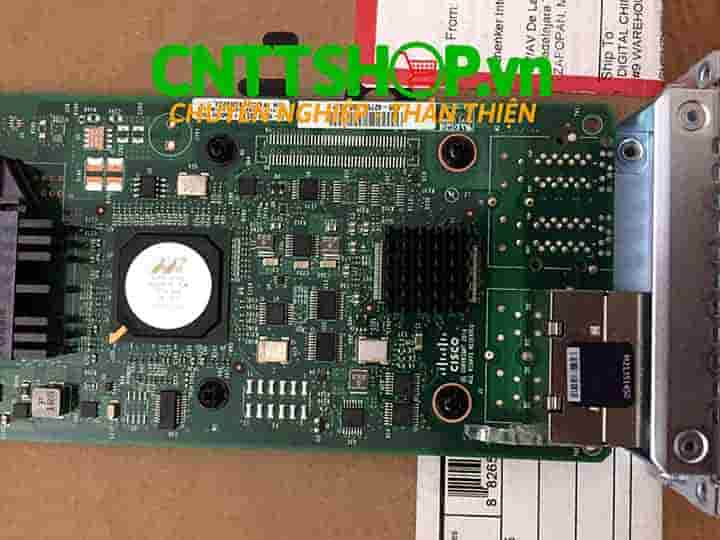NIM-ES2-4 Router Cisco 4 Port GE Layer 2 LAN Switch NIM Module | Image 7