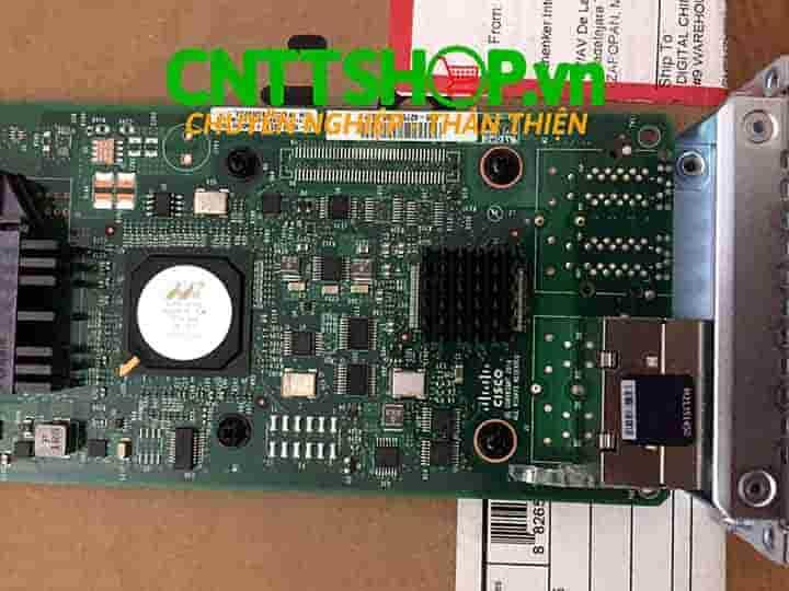 NIM-ES2-4 Router Cisco 4 Port GE Layer 2 LAN Switch NIM Module   Image 7