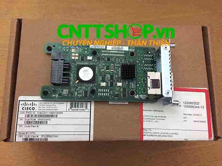NIM-ES2-4 Router Cisco 4 Port GE Layer 2 LAN Switch NIM Module | Image 6
