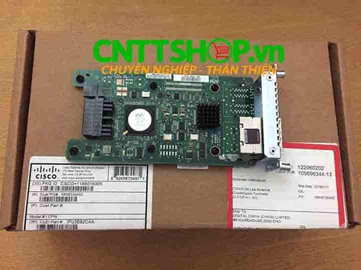 NIM-ES2-4 Router Cisco 4 Port GE Layer 2 LAN Switch NIM