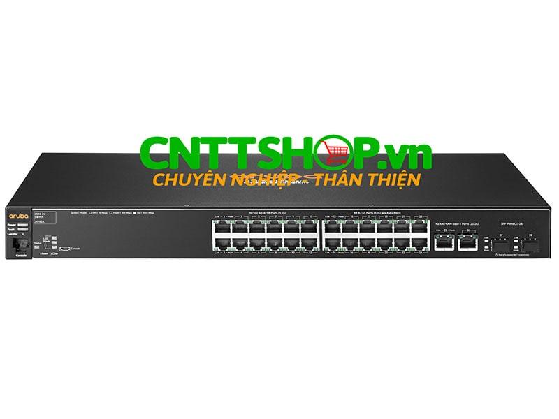 J9782A Switch Aruba 2530 24 Ports 10/100, 4 GE Uplink | Image 1