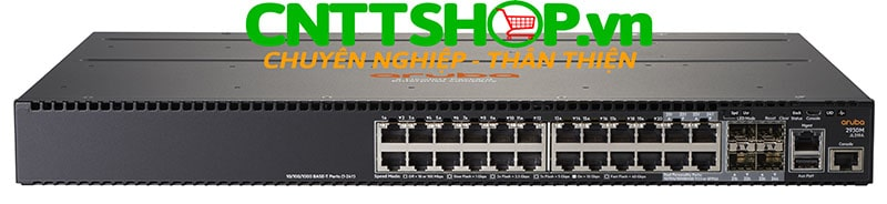 Switch Aruba JL319A 2930M 24G 1 Slot - CNTTShop