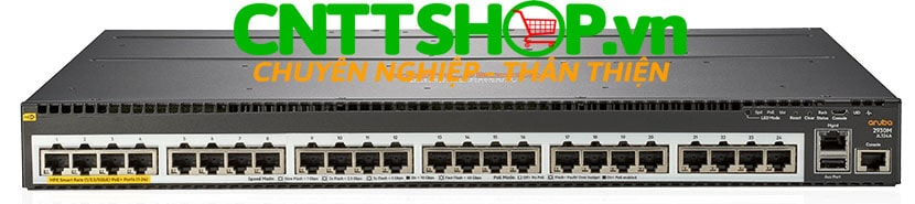 Switch Aruba R0M68A 2930M 24 HPE Smart Rate PoE Class 6 1-slot