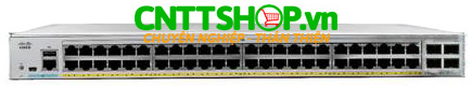 Switch Cisco C1000-48FP-4G-L​