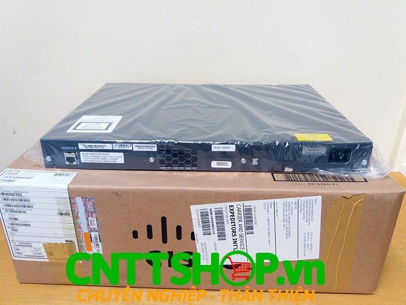 Switch Cisco WS-C2960+24LC-S 24 10/100 (8 PoE) + 2 T/SFP LAN Lite | Image 3