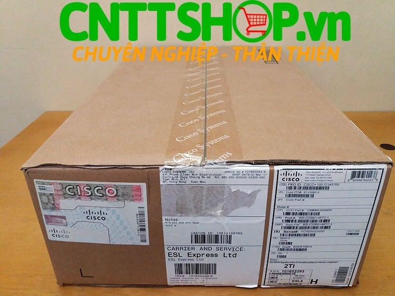 Switch Cisco WS-C2960+48PST-S 48 PoE  2x1GBaseT 2xSFP LAN Lite | Image 5