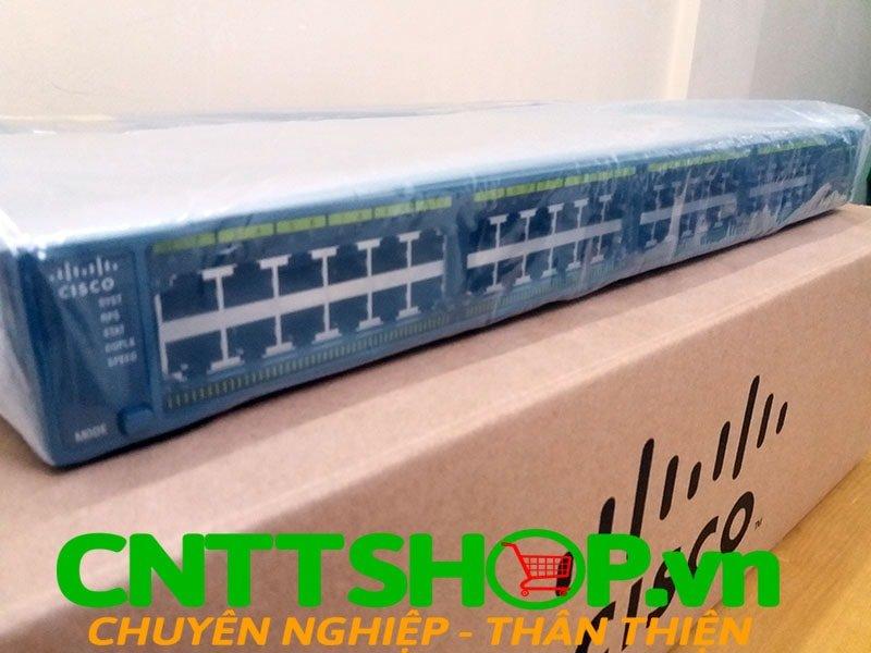 Switch Cisco WS-C2960+48PST-S 48 PoE  2x1GBaseT 2xSFP LAN Lite | Image 1