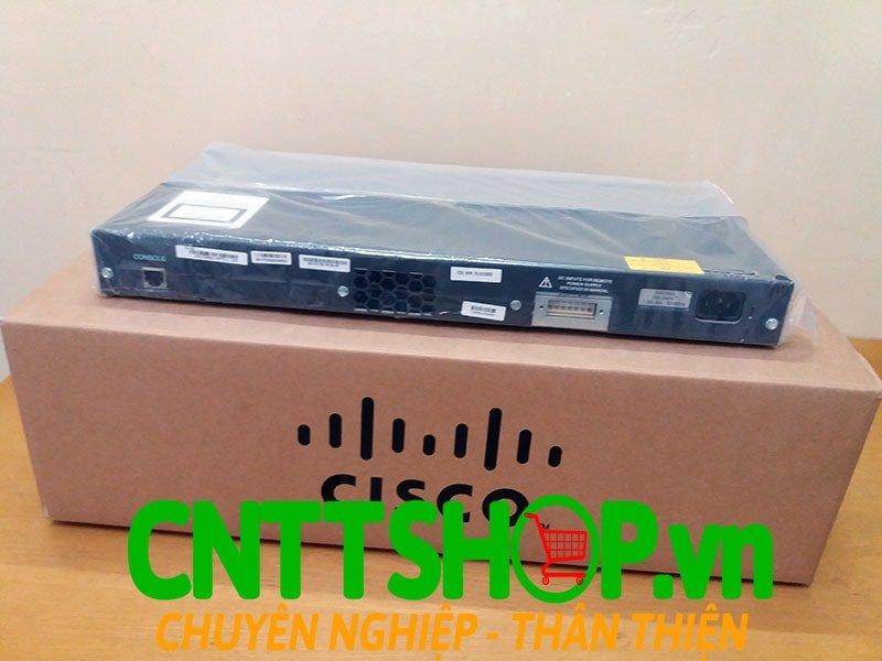 Switch Cisco WS-C2960+48PST-S 48 PoE  2x1GBaseT 2xSFP LAN Lite | Image 3
