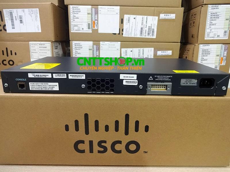 Switch Cisco WS-C2960+48TC-L 48 Ports 10/100 + 2 T/SFP LAN Base | Image 4