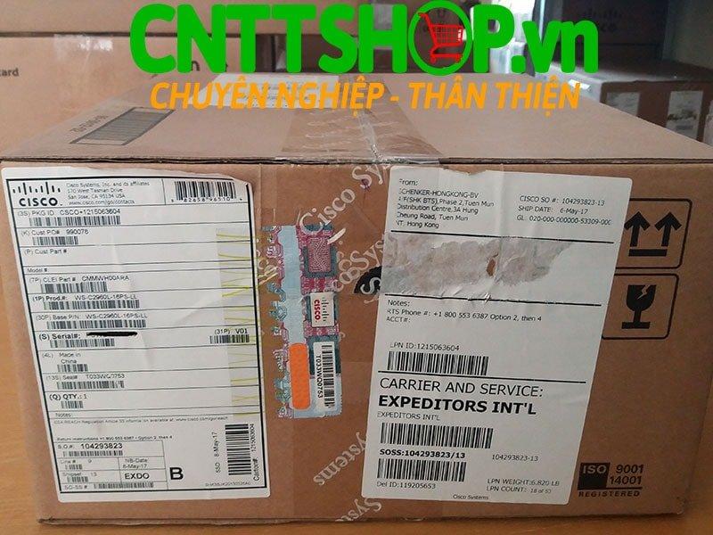 Switch Cisco WS-C2960L-16PS-LL 16 port GigE PoE 2x 1G SFP LAN Lite | Image 2