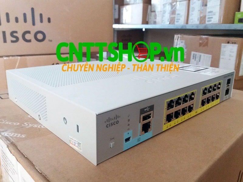 Switch Cisco WS-C2960L-16PS-LL 16 port GigE PoE 2x 1G SFP LAN Lite | Image 6