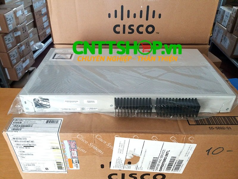 Switch Cisco WS-C2960L-24PS-LL 24 port GigE PoE 4x1G SFP LAN Lite   Image 6