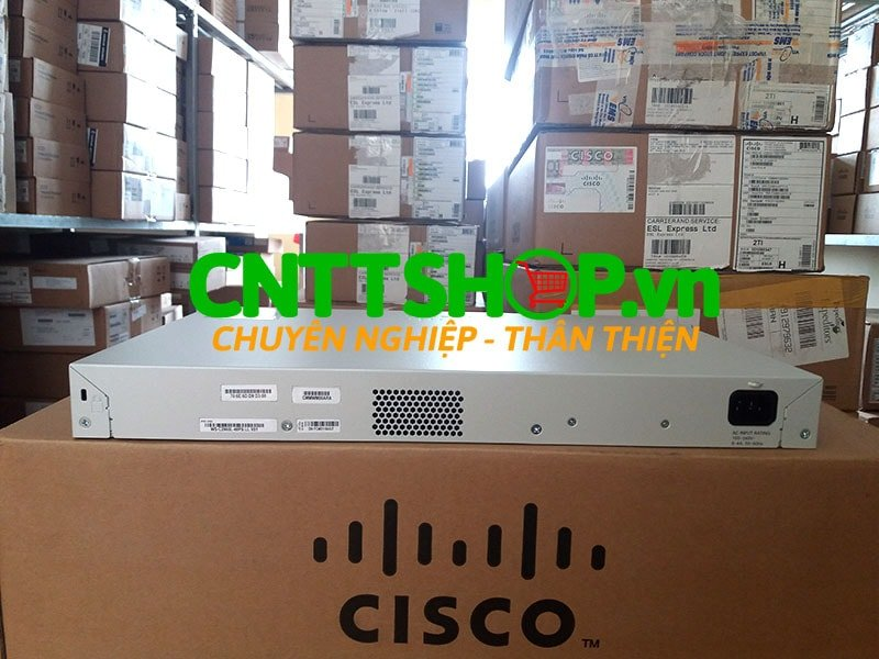 Switch Cisco WS-C2960L-48PS-AP 48 port GigE PoE, 4 x 1G SFP LAN Lite | Image 6