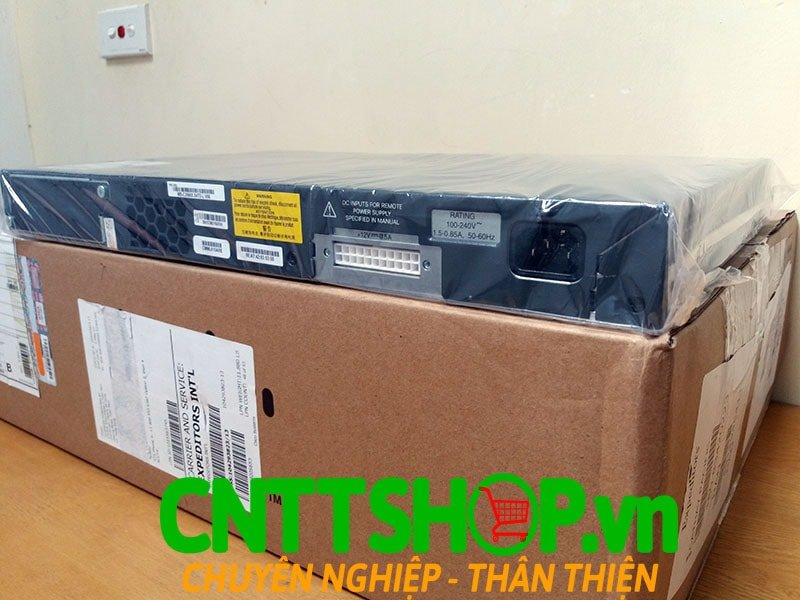 Switch Cisco WS-C2960X-24TD-L 24 GigE, 2 x 10G SFP+, LAN Base | Image 6