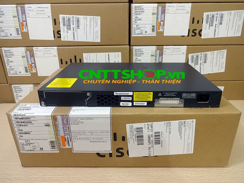 Switch Cisco WS-C2960X-24TS-L 24 GigE, 4 x 1G SFP, LAN Base | Image 8