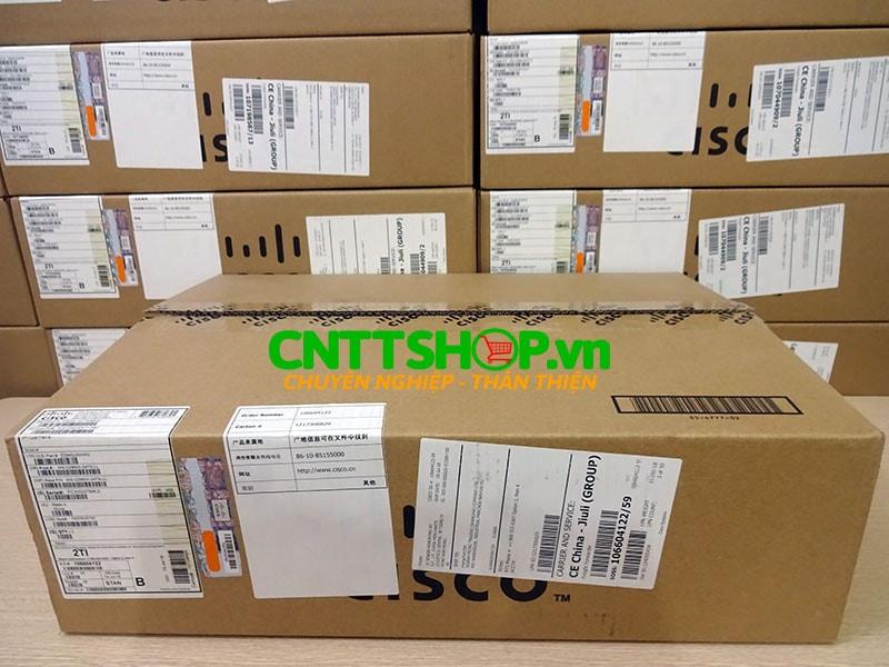 Switch Cisco WS-C2960X-24TS-LL 24 GigE, 2 x 1G SFP, LAN Lite | Image 3