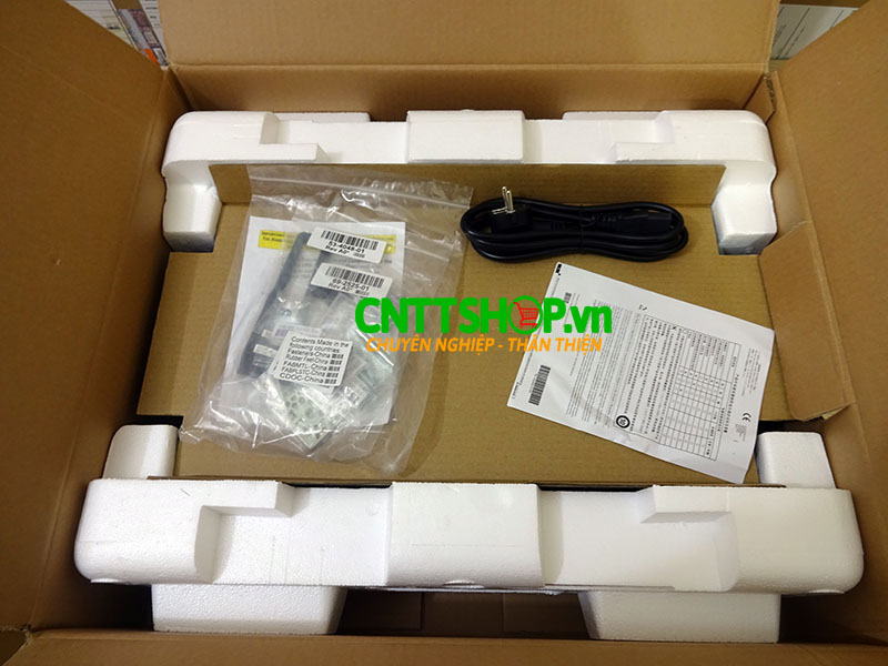 Switch Cisco WS-C2960X-48LPS-L 48 GigE PoE 370W 4x1G SFP LAN Base | Image 3