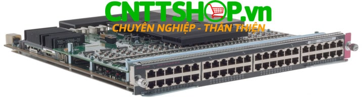 Cisco WS-X6148A-GE-45AF Catalyst 6500 48 Ports GE RJ-45 Classic Interface Module