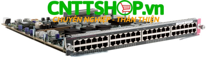 Cisco WS-X6148-GE-TX Catalyst 6500 Series 48-Port GE RJ-45 Classic Interface Module