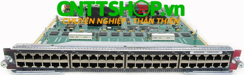 Cisco WS-X6148X2-RJ-45 Catalyst 6500 96 Port 10/100 RJ-45 Classic Interface Module