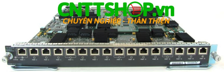 Cisco WS-X6816-10T-2TXL 16 Ports 10G Ethernet Copper Module with DFC4XL